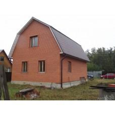 Строительство дачных домов из кирпича