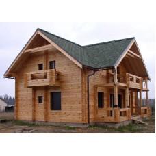Строительство домов из профилированного бруса в Уфе